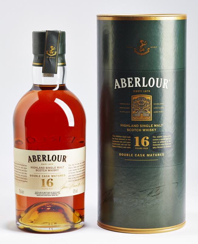Aberlour 16 Year Old (with Box) $1,050