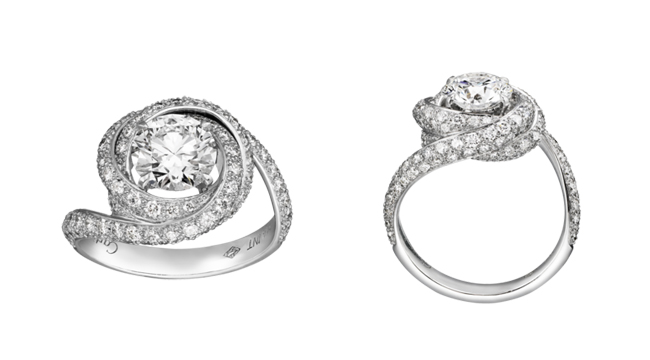 Engagement rings to make her sparkle