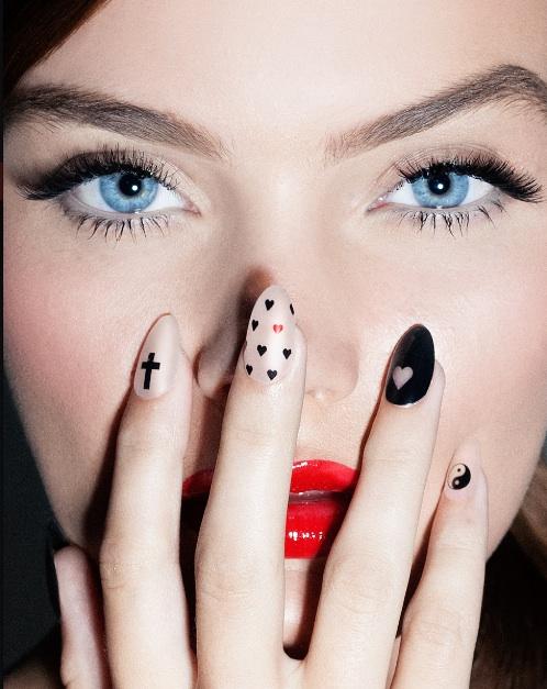 Get celeb nails with NCLA nail wraps - LifestyleAsia Singapore