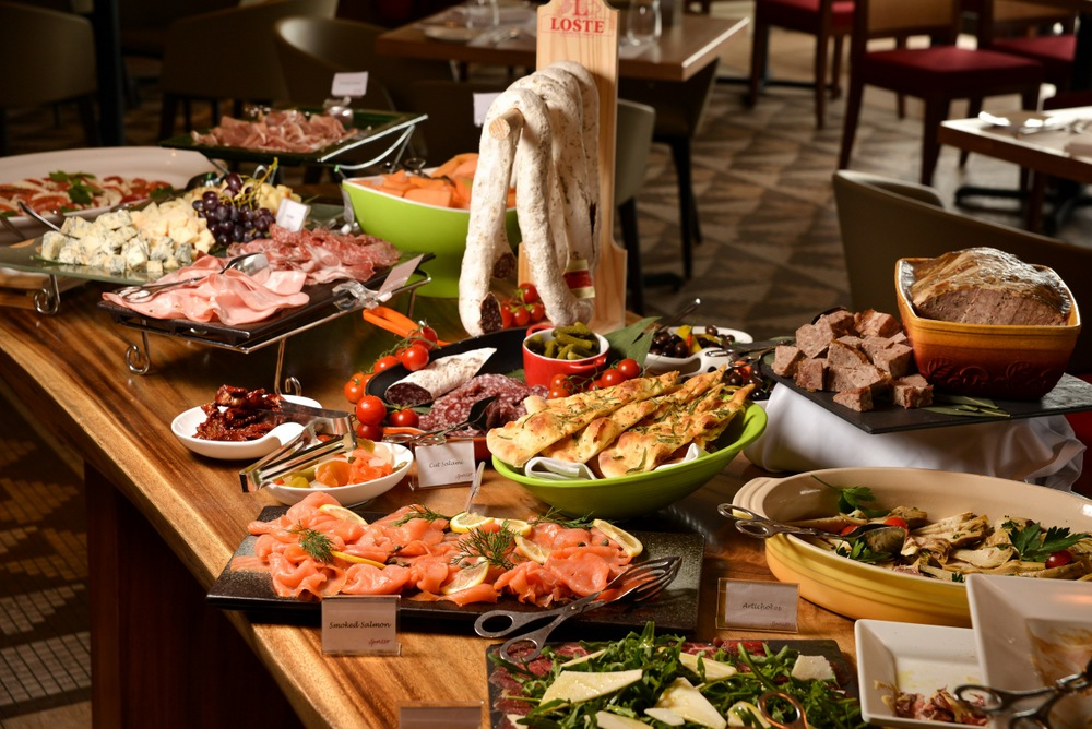 Taste 5 new Hong Kong brunch spots to try now  : SPASSO Buffet Shot 1 from www.lifestyleasia.com size 1000 x 668 jpeg 236kB