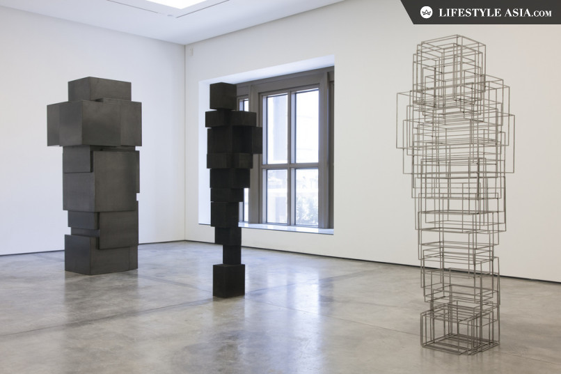 Hong Kong art: States and Conditions by Antony Gormley