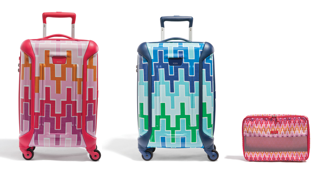 Carry on: 3 stylish travel bags for your next holiday ...