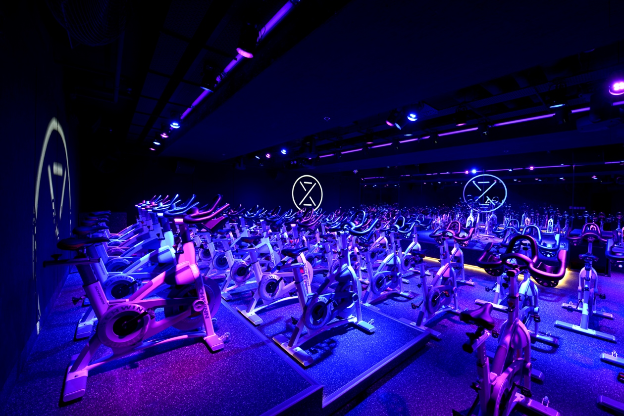 A moment with spinning sensation belinda koo of xyz for Indoor cycle design