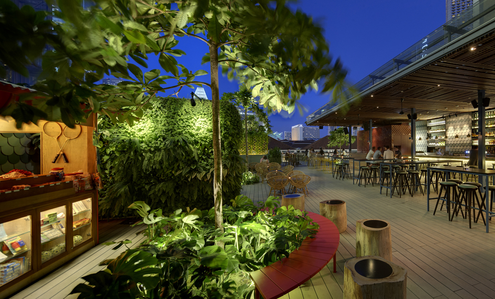 5 Best Rooftop Bars In Singapore Lifestyle Asia Singapore