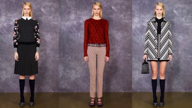 Fashion Files: Tory Burch Pre-Fall 2014