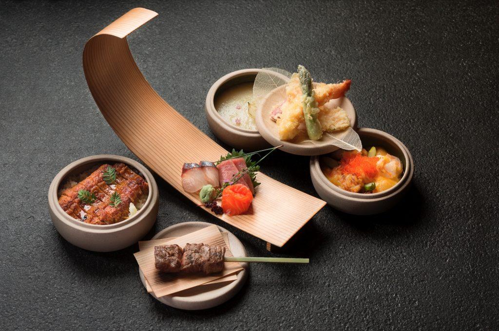 taste mikuni s new bento and business set lunch menus lifestyleasia singapore. Black Bedroom Furniture Sets. Home Design Ideas