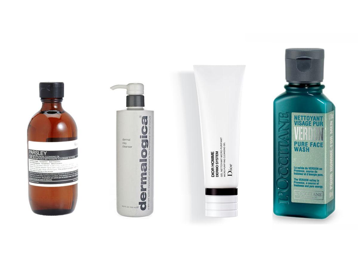 facial cleanser for men : Target