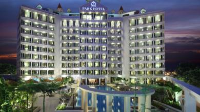 Park Hotel Facade