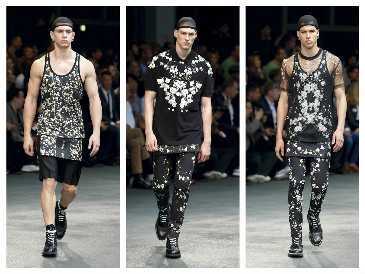 Punk Men Fashion