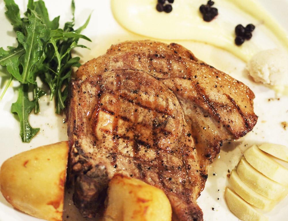 Pork Chop Ante Kitchen & Bar