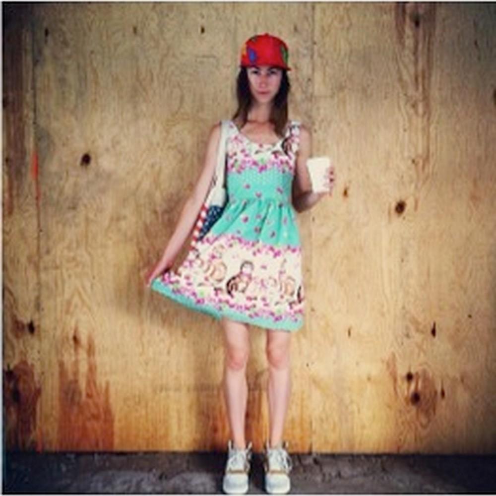 Peachy Instagram Me Celebrity Yoga Instructor Tara Stiles Short Hairstyles Gunalazisus