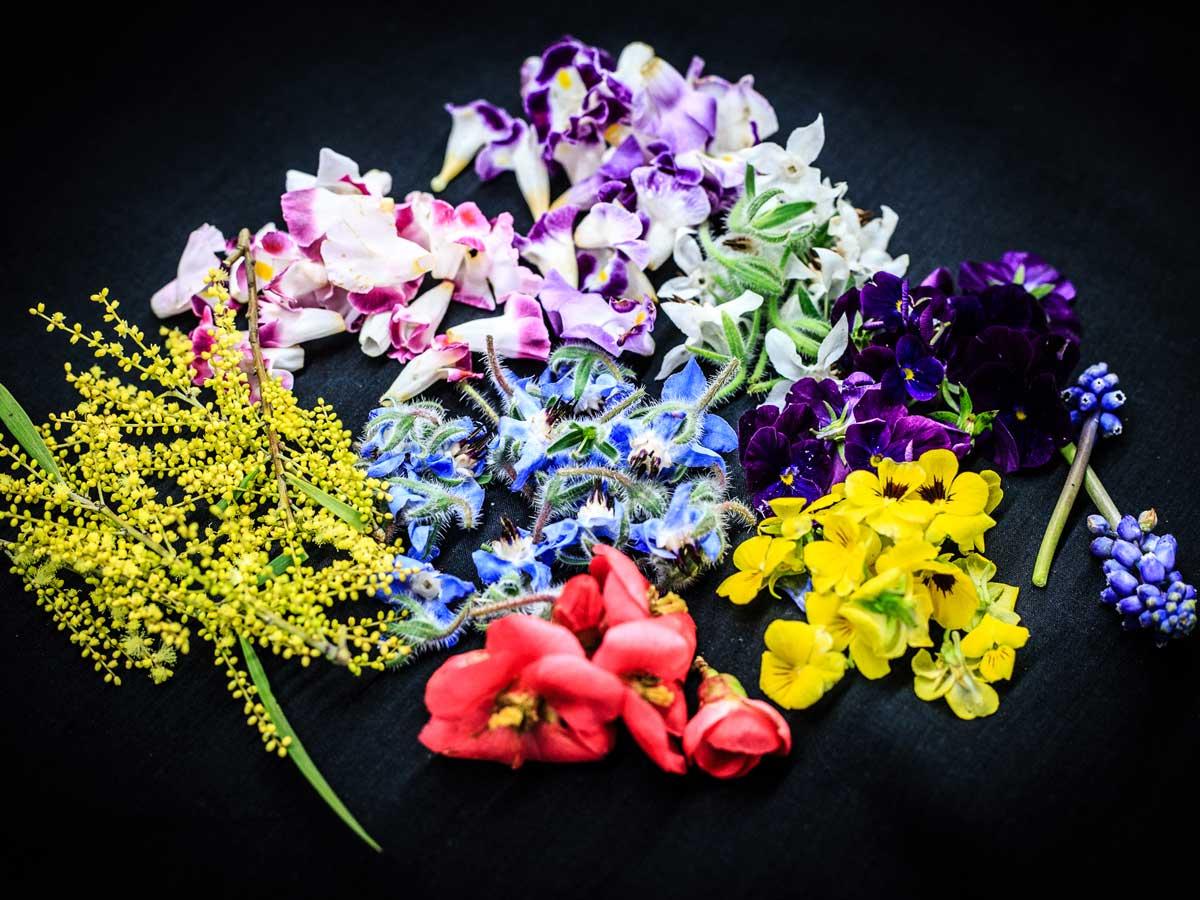 Mandarin Oriental\'s exec chef talks edible flowers - Lifestyle Asia ...