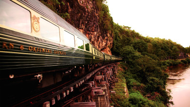 Eastern & Oriental Tiger Express