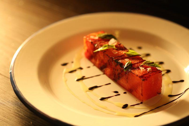 RISI e BISI - Grilled Watermelon Steak