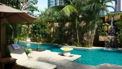 The Spa Village at Ritz Carlton - The Yum LIst - Monica Tindall