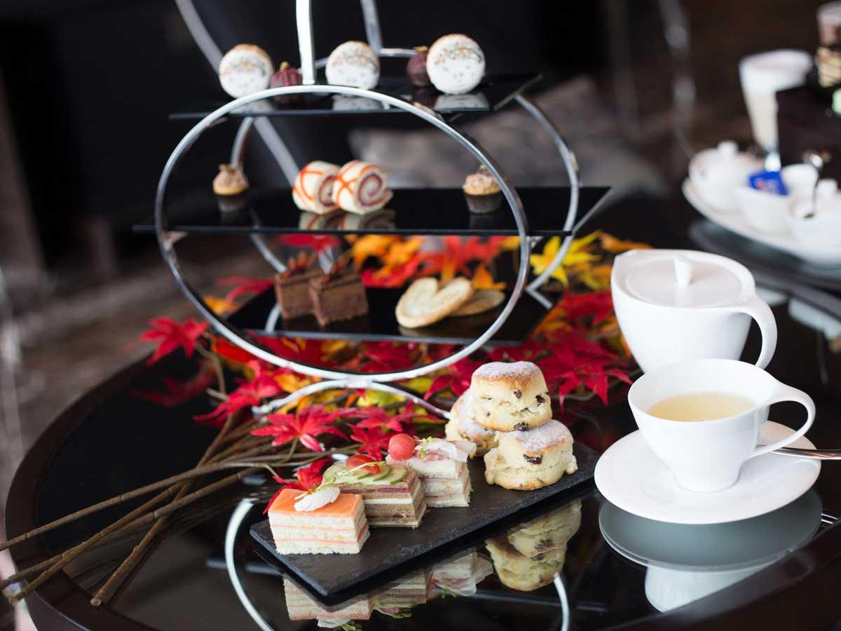 Review Okura Prestige S New Japanese Koyo High Tea