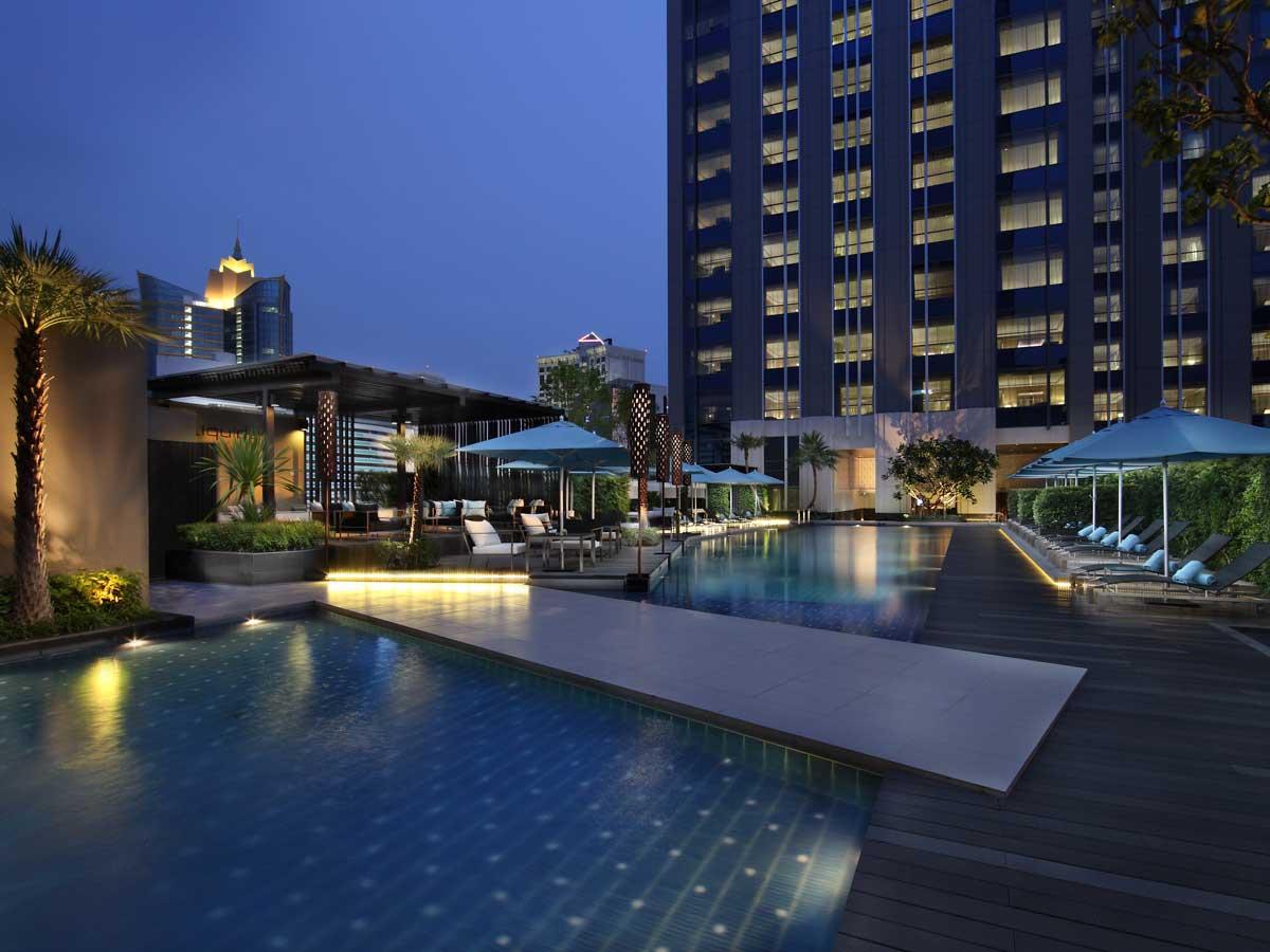 Spa Bangkok Silom Review