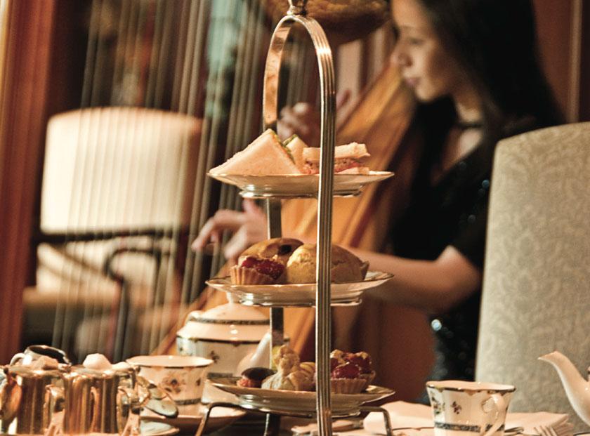 Ritz Carlton Bubbly Afternoon Tea