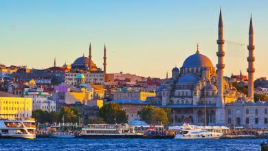 Stopover in Istanbul