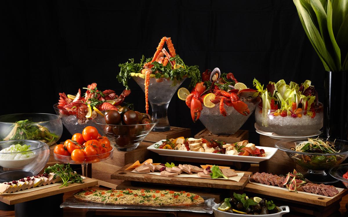 Four Seasons Restaurant Thanksgiving Menu