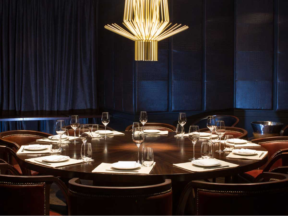 Top table: The most exclusive private dining in Bangkok ...
