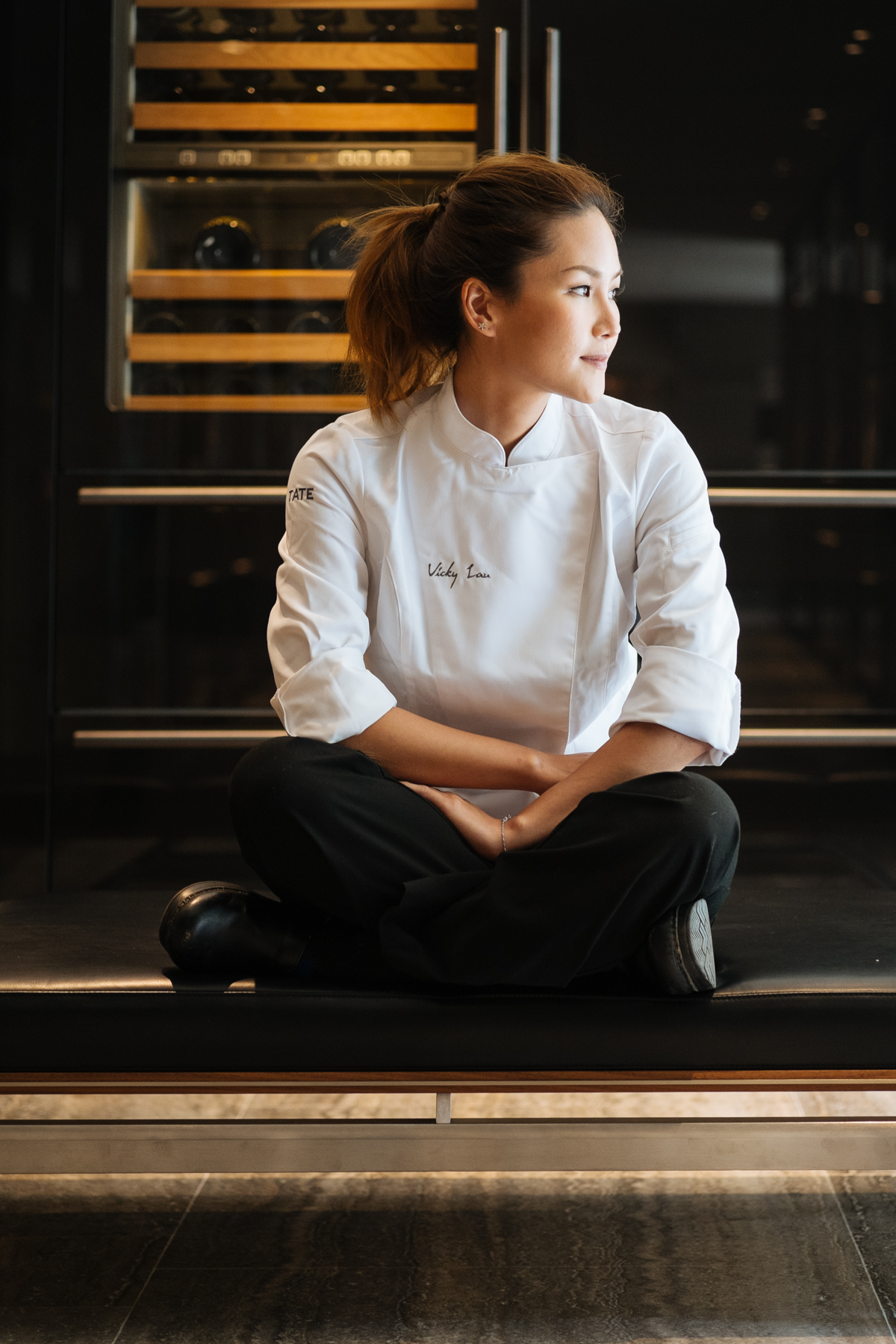 Tate Dining Room And Bar Vicky Lau Learn To Jam With Michelin Starred Chef