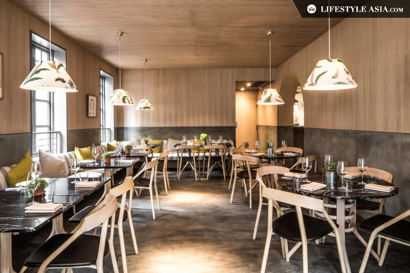 Worth the wait: Tom Aikens relaunches The Pawn - Dining room