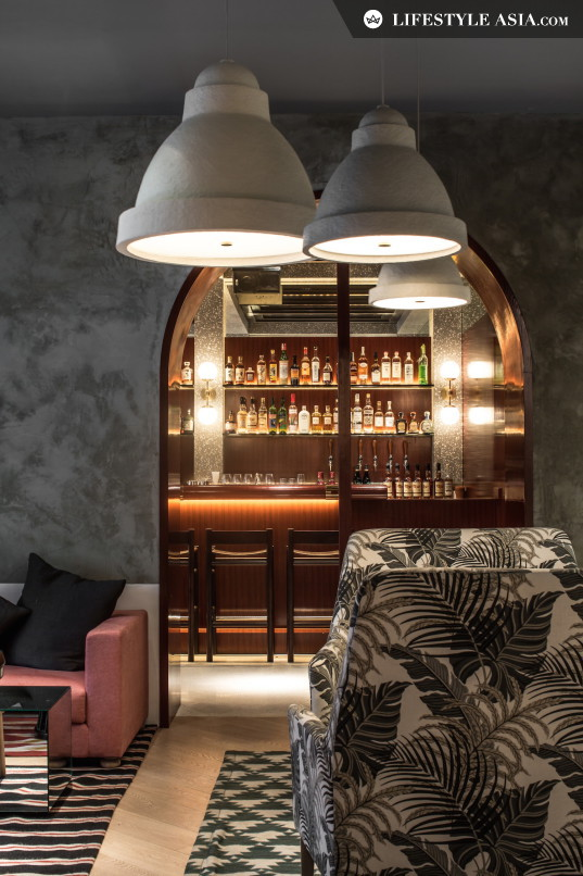 Worth the wait: Tom Aikens relaunches The Pawn - Bar area