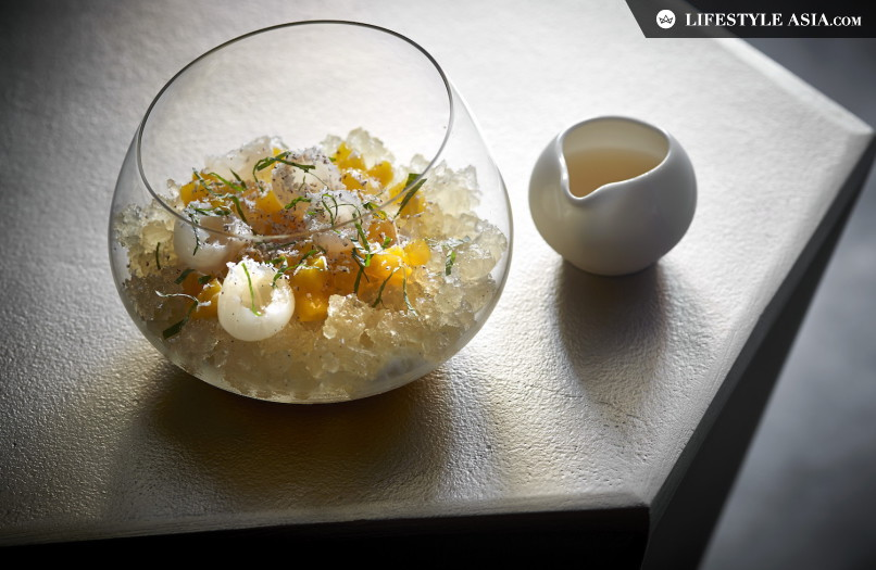 Worth the wait: Tom Aikens relaunches The Pawn - Longan tapioca