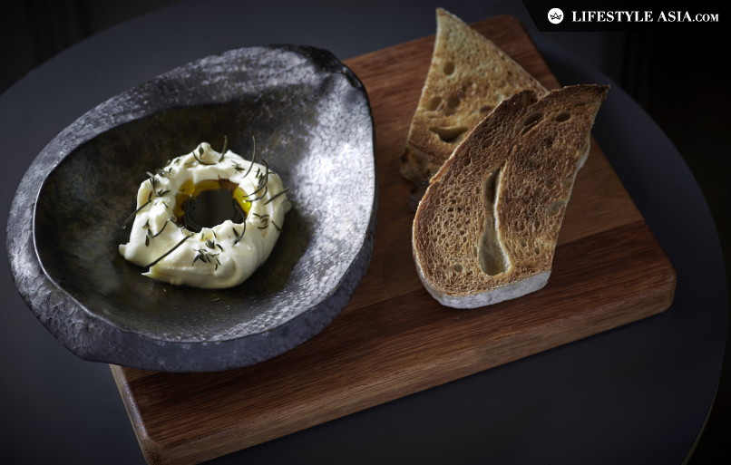 Worth the wait: Tom Aikens relaunches The Pawn - ricotta