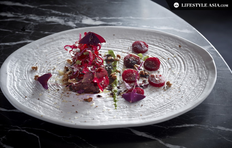 Worth the wait: Tom Aikens relaunches The Pawn - venison