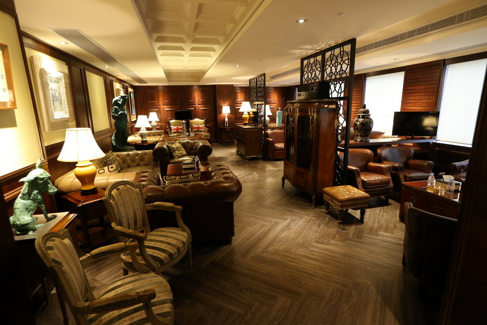 Cigar Collection An Exclusive Luxury Cigar Lounge Opens