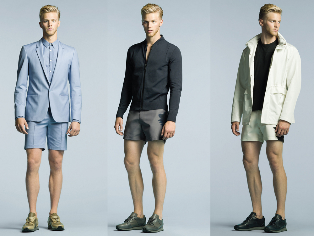 Fashion files: Calvin Klein men's pre-Spring 2015 - LifestyleAsia