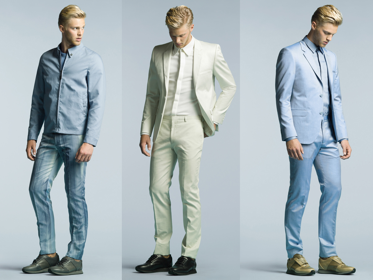 Fashion files: Calvin Klein men\'s pre-Spring 2015 - Lifestyle Asia ...