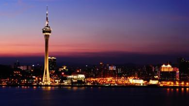 Guys guide to Macau - Macau skyline