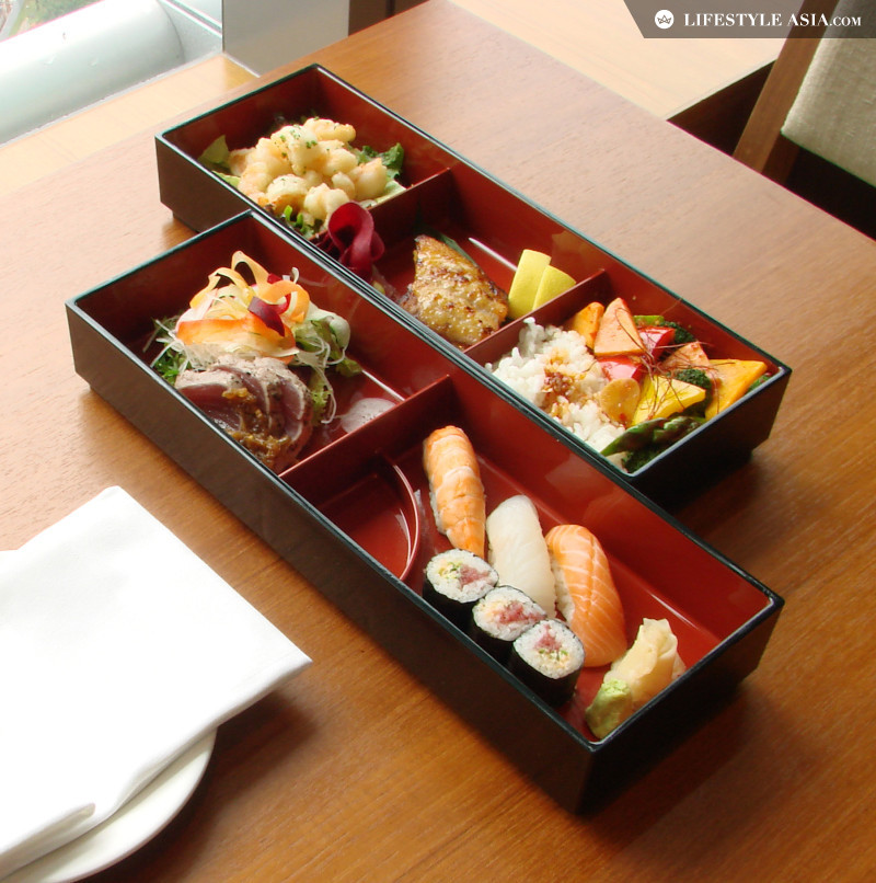 lunch is now served nobu kl means business lifestyleasia kuala lumpur. Black Bedroom Furniture Sets. Home Design Ideas