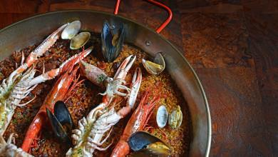 Catalunya Hong Kong Seafood Paella