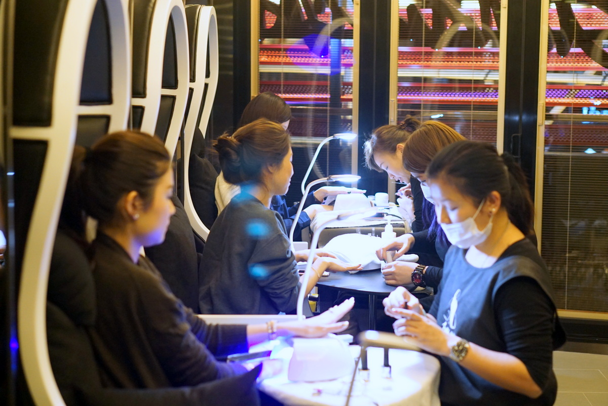 Eightyeight next level nail art in hong kong lifestyleasia hong eightyeight hk manicure stations prinsesfo Images
