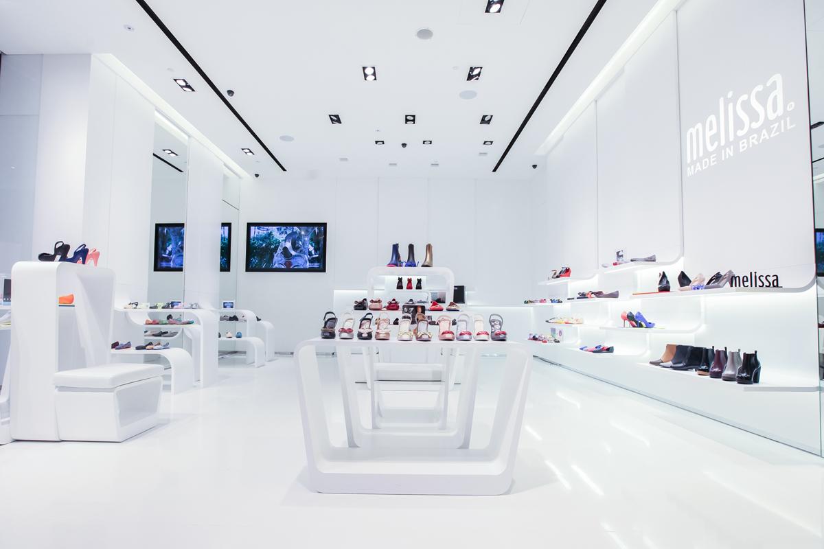 Melissa Shoes Singapore Store
