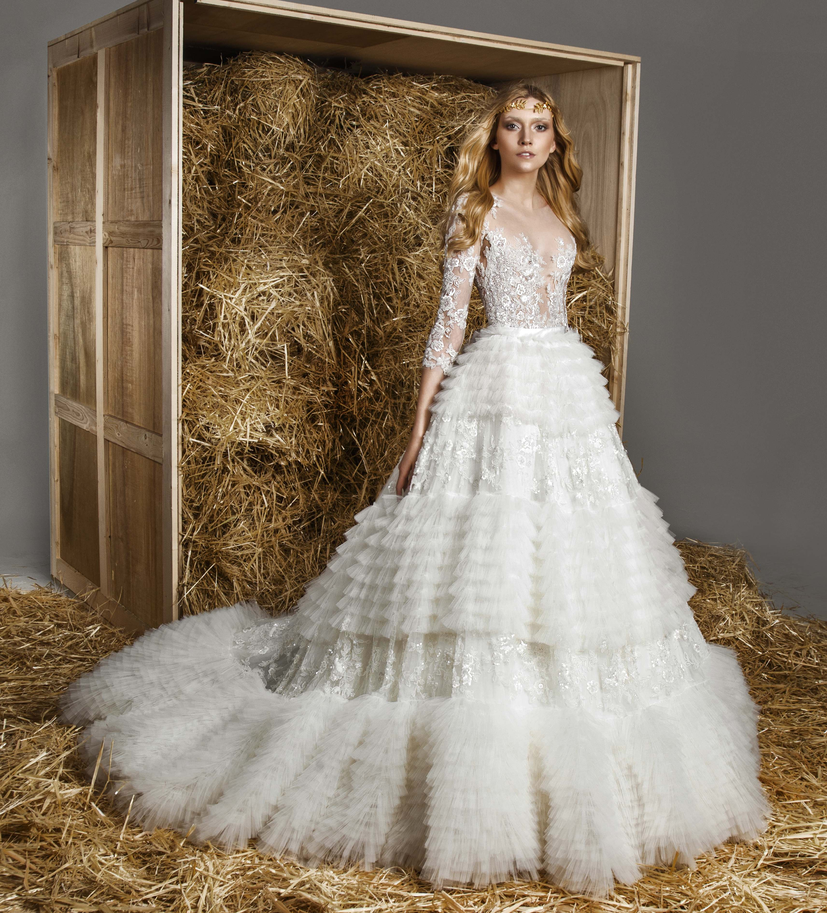 Bridal dreams zuhair murad now available in singapore for Amazon designer wedding dresses