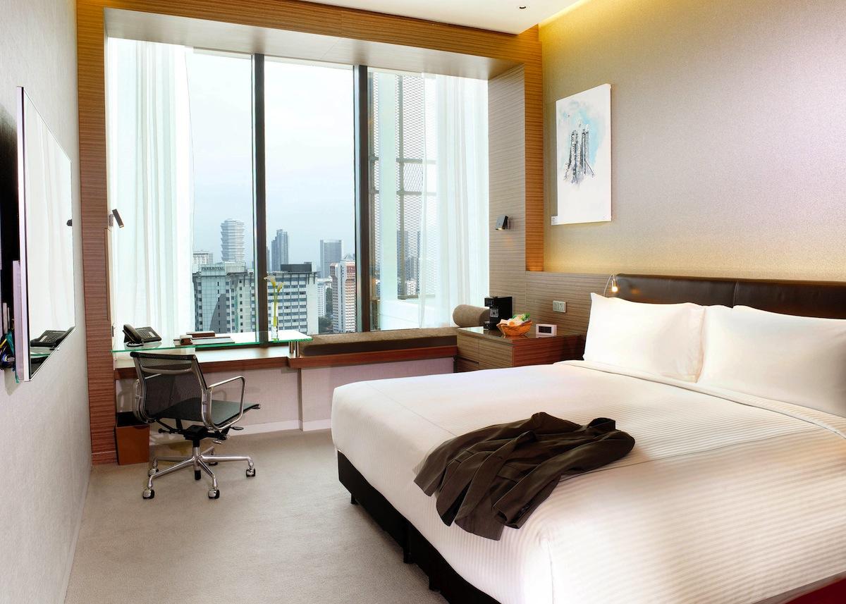 Crowne Plaza Changi Airport Hotel, Singapore - TripAdvisor