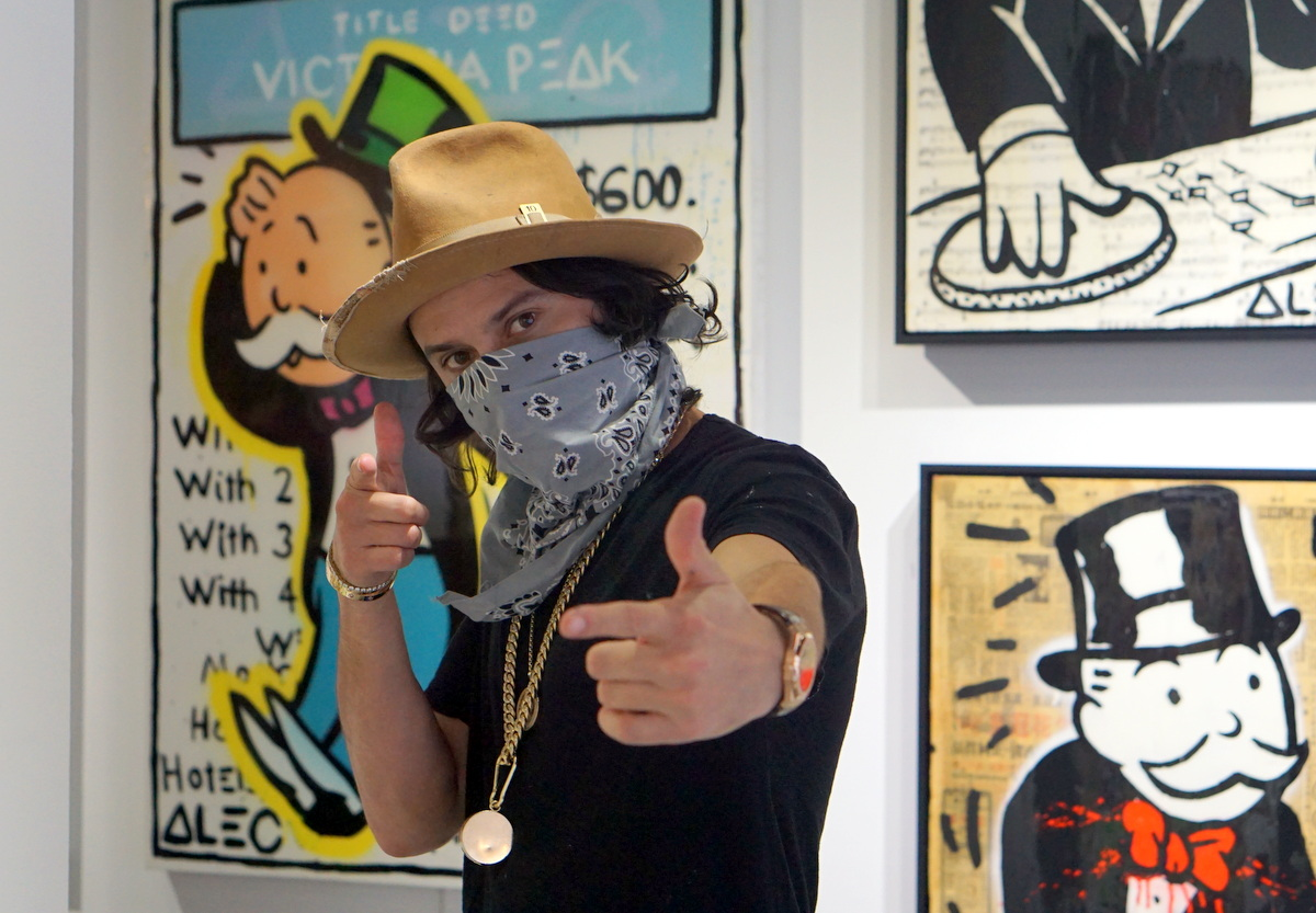 Alec Monopoly earned a  million dollar salary - leaving the net worth at 12 million in 2017
