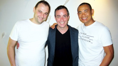 Andre Chiang, Will Guidara, Daniel Humm