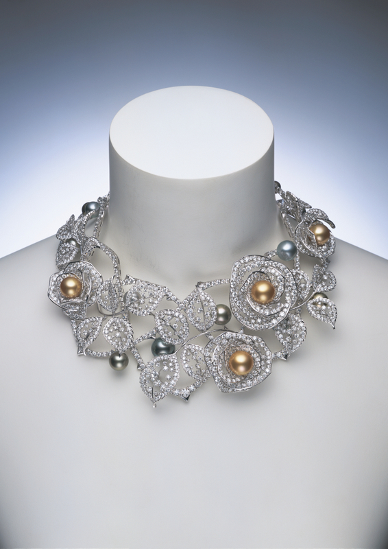 cultured pearls mikimotos high jewellery collection