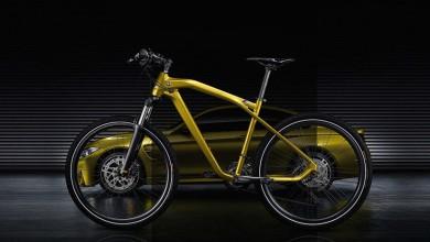 BMW M-Series Bike