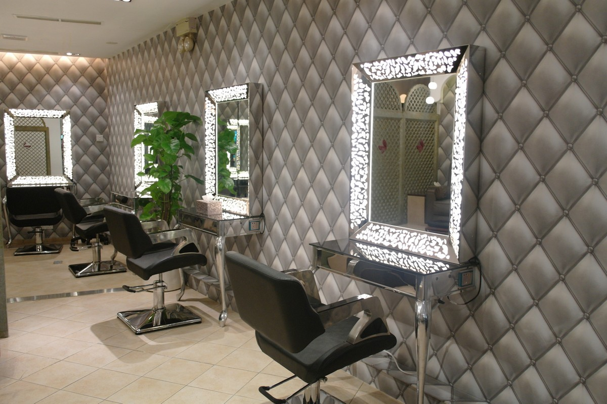 Grey And White Salon Deco - linearsystem.co - Home Design Ideen und ...