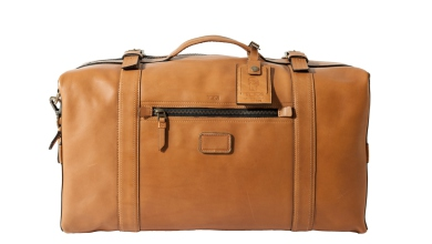 Tumi 1975 limited edition collection Square Duffel