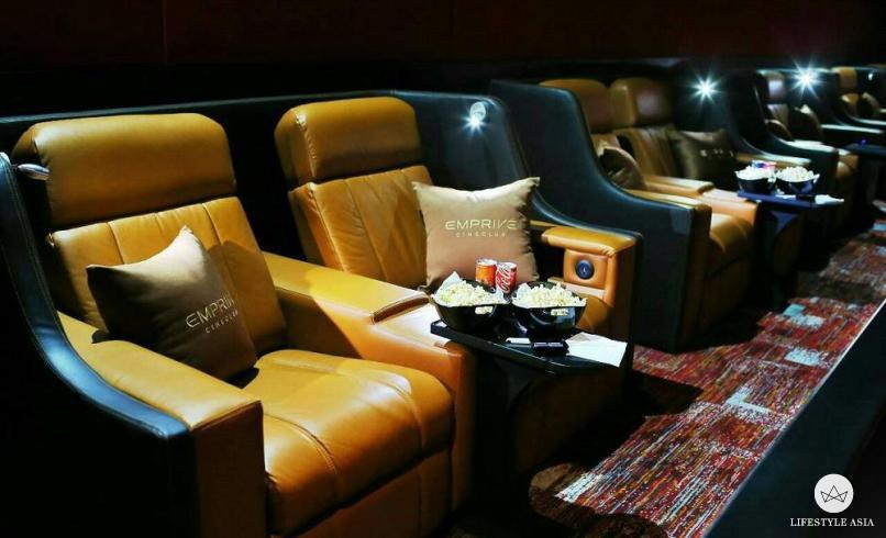 Bangkok S Best Vip Cinemas Show How It S Done Lifestyle