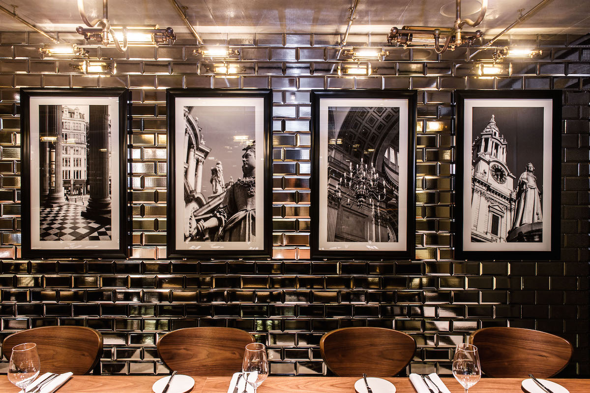 the art of the meal: restaurant design takes centre stage