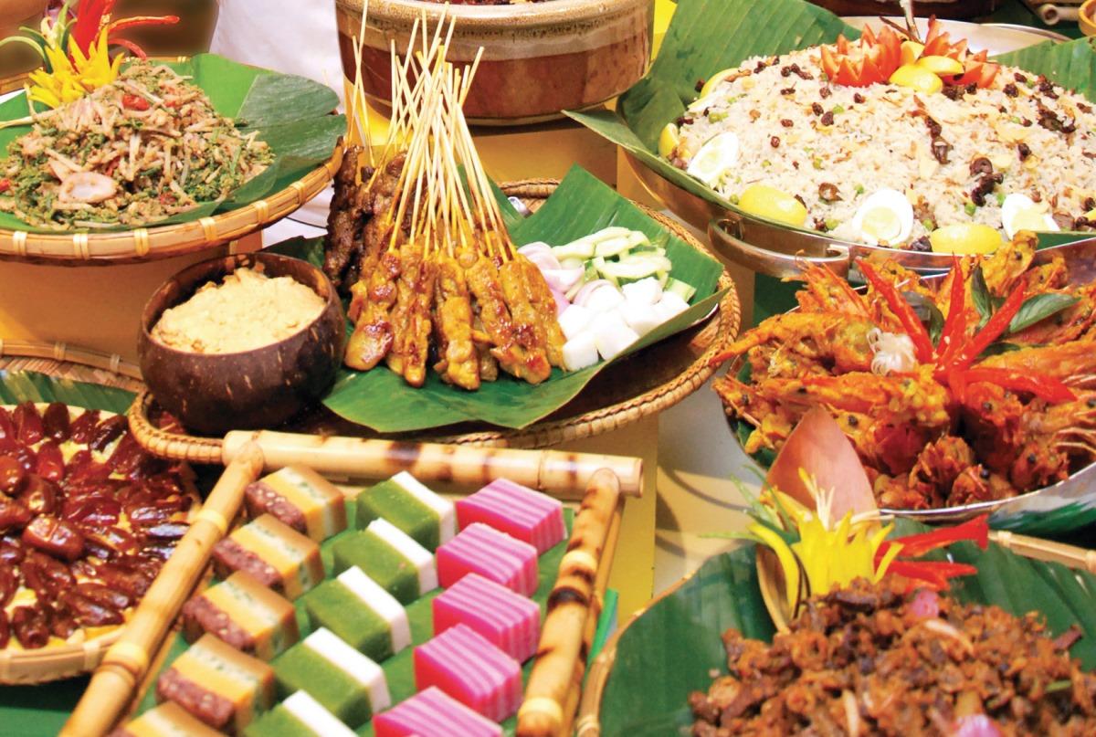 Buka puasa meals and buffets in KL
